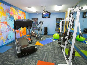 Fitness Center - Carrington Lane - Ocala, FL