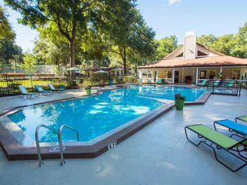 Sparkling Swimming Pool - Carrington Lane - Ocala, FL