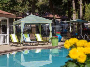 Poolside Cabanas - Carrington Lane - Ocala, FL