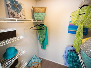 Walk-In Closet - Carrington Lane - Ocala, FL