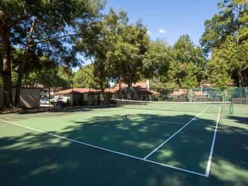 Tennis Court - Carrington Lane - Ocala, FL