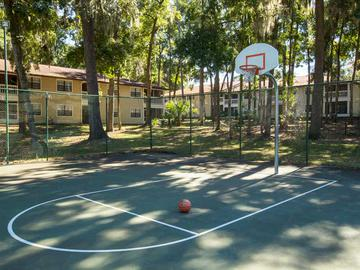Basketball Court - Carrington Lane - Ocala, FL