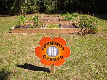Community Garden - Carrington Lane - Ocala, FL