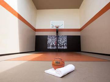Indoor Basketball Court - Adele Place - Orlando, FL