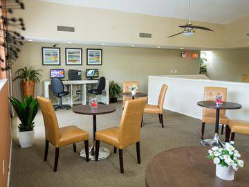 Resident Business Center - Adele Place - Orlando, FL