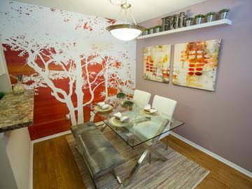 Dining Room - Adele Place - Orlando, FL