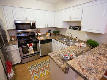 Newly Remodeled Kitchen - Adele Place - Orlando, FL