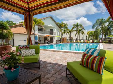 Poolside Cabana - Adele Place - Orlando, FL