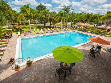 Resort-Style Swimming Pool - Adele Place - Orlando, FL