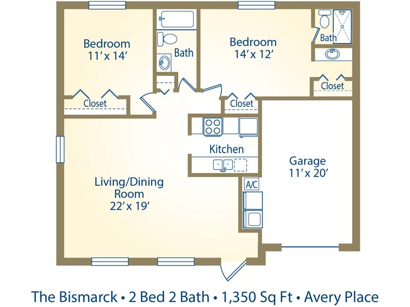 Apartment Floor Plans Pricing Avery Place Villas In