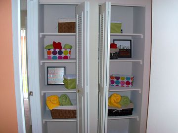 Storage Closet - Avery Place Villas - Orlando, FL