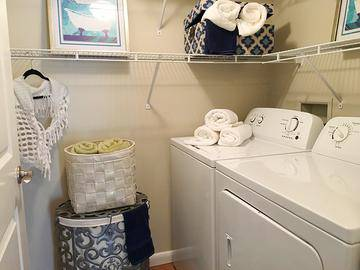 Laundry Room - Harper Grand - Orlando, FL