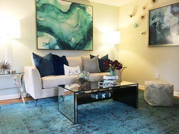 Living Room - Harper Grand - Orlando, FL