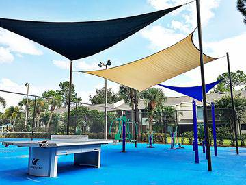 Outdoor Fit Area - Harper Grand - Orlando, FL