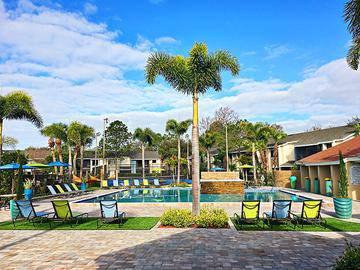 Expansive Sundeck - Harper Grand - Orlando, FL