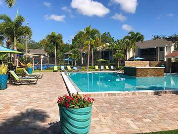 Resort-Style Pool - Harper Grand - Orlando, FL