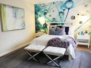 Master Bedroom - Harper Grand - Orlando, FL