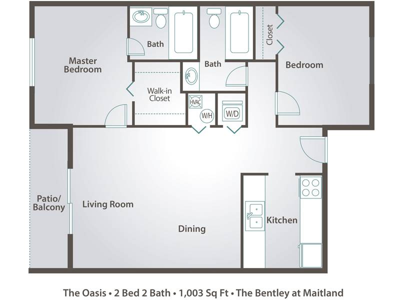 1 Bedroom Apartment Floor Plans Pricing Bentley At