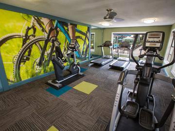 24-Hour Fitness Center - The Bentley at Maitland - Orlando, FL
