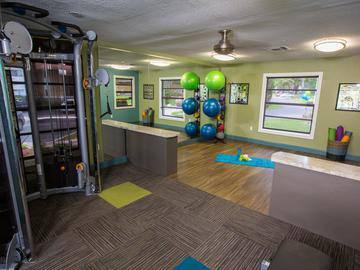 Yoga Studio - The Bentley at Maitland - Orlando, FL