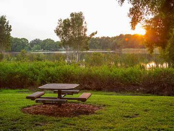 Lake Lockhart - The Bentley at Maitland - Orlando, FL