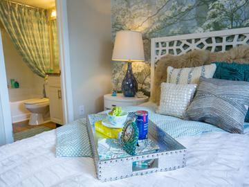 Master Bedroom with En Suite - The Bentley at Maitland - Orlando, FL