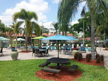 Picnic Area - The Bentley at Maitland - Orlando, FL