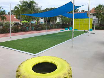 Sports Court - The Bentley at Maitland - Orlando, FL