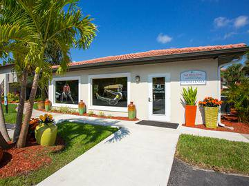 Fitness Center Exterior - The Pavilions at Monterey - Palm Bay, FL