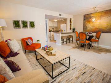 Open Concept Floor Plans - The Pavilions at Monterey - Palm Bay, FL