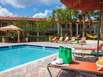 Poolside Loungers - The Pavilions at Monterey - Palm Bay, FL
