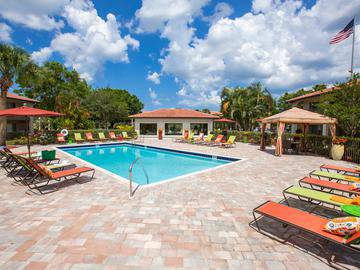 Resort-Style Swimming Pool - The Pavilions at Monterey - Palm Bay, FL