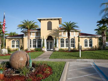 Clubhouse Exterior - Pine Lake - Palm Coast, FL