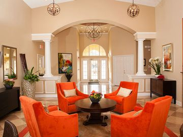 Clubhouse Interior  - Pine Lake - Palm Coast, FL