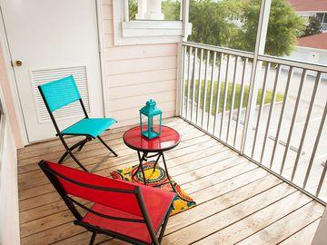 Balcony with Storage - Pine Lake - Palm Coast, FL