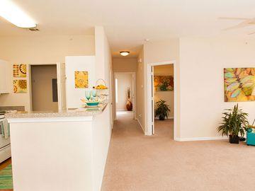 Bedroom Hallway - Pine Lake - Palm Coast, FL