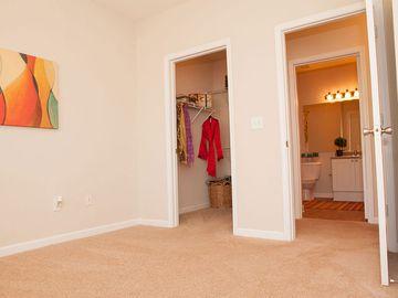 Master Bedroom and Closet - Pine Lake - Palm Coast, FL