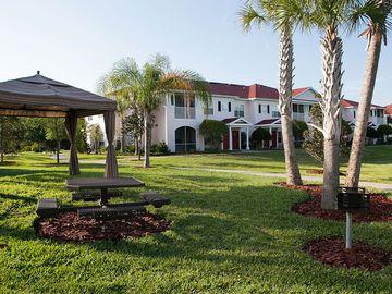 Grill Area - Pine Lake - Palm Coast, FL