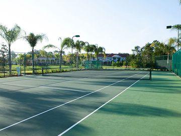Tennis Court - Pine Lake - Palm Coast, FL