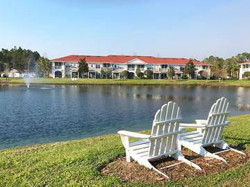 Adirondak Seating - Pine Lake - Palm Coast, FL