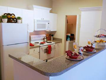 Kitchen and Laundry Room - Pine Lake - Palm Coast, FL