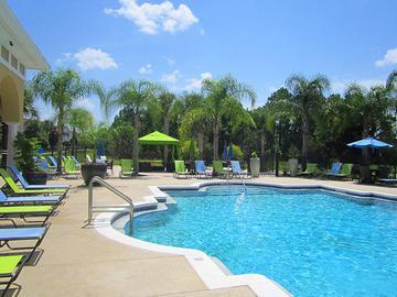 Resort-Style Pool - Pine Lake - Palm Coast, FL