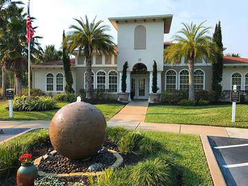 Clubhouse Exterior - Pine Lake - Palm Coast, FL