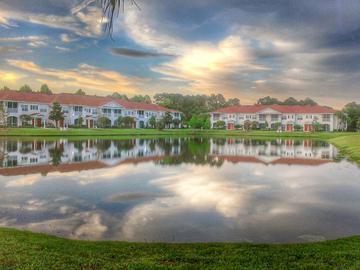 Sunset - Pine Lake - Palm Coast, FL