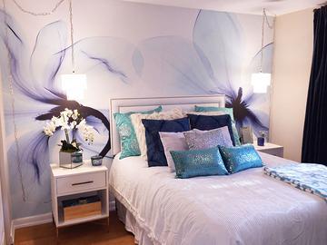 Master Bedroom - Stillwater Palms - Palm Harbor, FL