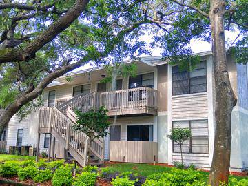 Private Patio/Balcony - Stillwater Palms - Palm Harbor, FL