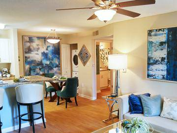 Living & Dining Room - Stillwater Palms - Palm Harbor, FL