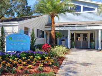 Leasing Office - Stillwater Palms - Palm Harbor, FL