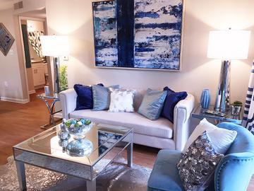 Living Room - Stillwater Palms - Palm Harbor, FL