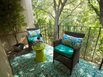 Patio/Balcony - Stillwater Palms - Palm Harbor, FL